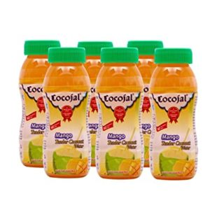 Cocojal Mango Tender Coconut Water Pack of Rs 92 amazon dealnloot