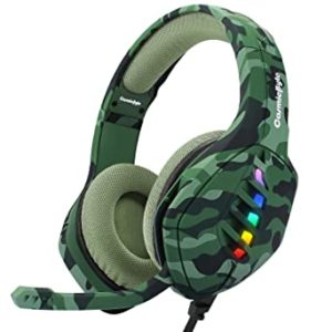 Cosmic Byte GS430 Gaming on ear wired Rs 1299 amazon dealnloot