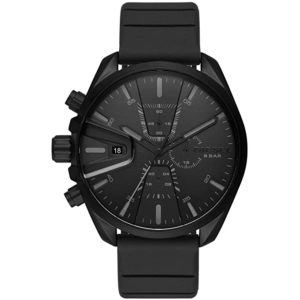 Diesel Ms9 Chrono Analog Black Dial Men Rs 8797 amazon dealnloot