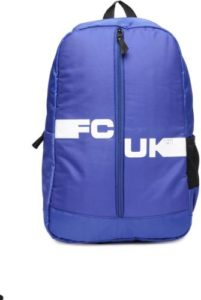 French Connection Men Brand Logo Backpack 30 Rs 459 flipkart dealnloot