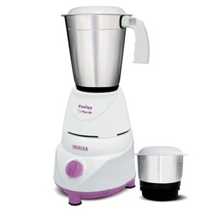 Inalsa Fusion 550 Watt Mixer Grinder with Rs 1279 amazon dealnloot