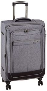 Kenneth Cole Reaction Fabric 20 Grey Softsided Rs 1729 amazon dealnloot
