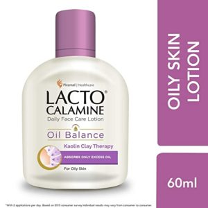 Lacto Calamine Face Lotion for Oil Balance Rs 75 amazon dealnloot