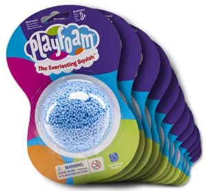 Learning Resources Playfoam Classic Jumbo Pods Box Rs 269 amazon dealnloot