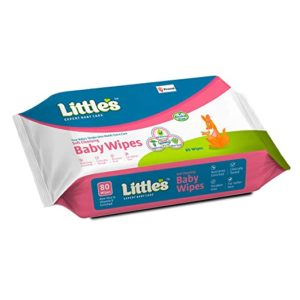 Little s Soft Cleansing Baby Wipes with Rs 71 amazon dealnloot