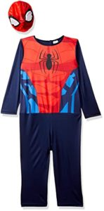 Marvel Avengers Spider Man Jumpsuit Basic with Rs 352 amazon dealnloot