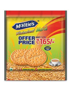 Mcvities Whole Wheat Marie 1kg Pack Rs 107 amazon dealnloot