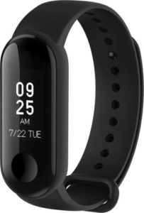 Mi Smart Band 3i Black Strap Size Rs 999 flipkart dealnloot