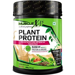 MuscleXP Plant Protein Natural Protein Powder with Rs 539 amazon dealnloot