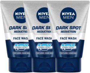 NIVEA MEN Dark Spot Reduction Face Wash Rs 288 flipkart dealnloot
