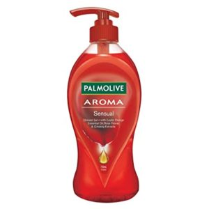 Palmolive Body Wash Aroma Sensual 750ml Pump Rs 313 amazon dealnloot