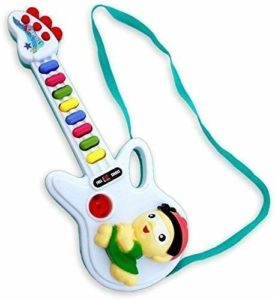 Parteet Musical Guitar with Light for Kids Rs 158 amazon dealnloot