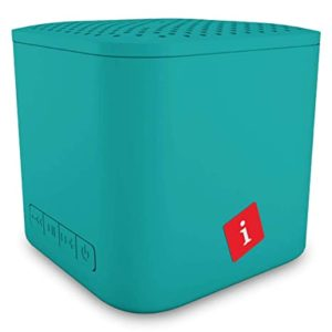 Portable Speaker iBall MusiCube X1 Aqua Blue Rs 379 amazon dealnloot