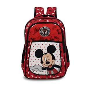Priority Disney Mickey Mouse 25 litres Red Rs 339 amazon dealnloot