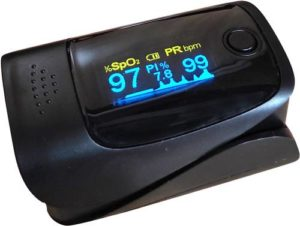 Royatto Digital Pulse Oximeter Reader Pulse Oximeter Rs 749 flipkart dealnloot