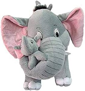SARIKA TOYS Mother Elephant with Two Babies Rs 135 amazon dealnloot
