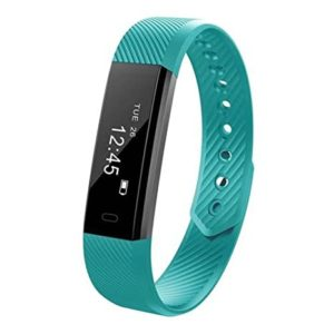 Silver Leaf Fitband Smart Band with Step Rs 585 amazon dealnloot