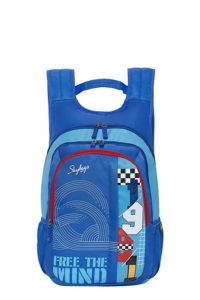 Skybags Komet 04 21 Ltrs Blue Laptop Rs 732 amazon dealnloot