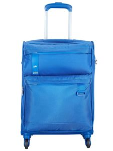 Skybags Polyester 58 5 cms Blue Softsided Rs 1799 amazon dealnloot