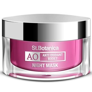 StBotanica Anti Oxidant Boost Over Night Mask Rs 569 amazon dealnloot