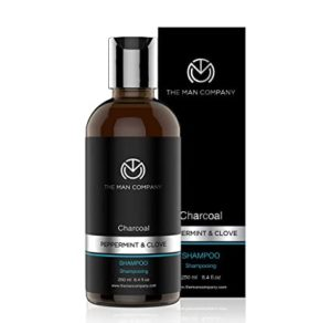 The Man Company Charcoal Shampoo For Oily Rs 348 amazon dealnloot