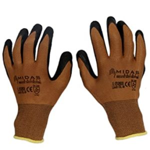 TheCoolio Midas Safety Brown Shell with Black Rs 73 amazon dealnloot