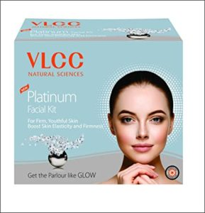 VLCC Platinum Facial Kit 60g Rs 210 amazon dealnloot