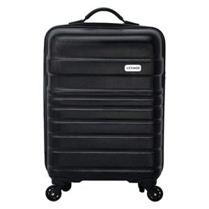 Verage Tokyo 56 cms Black Cabin Carry Rs 1299 amazon dealnloot