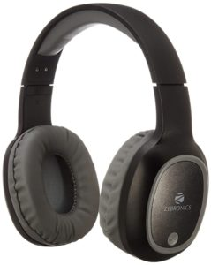 Zebronics Zeb Thunder Wireless BT Headphone Comes Rs 599 amazon dealnloot