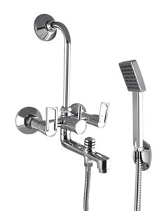 10X Brass Wall Mixer 3 in 1 Rs 2900 amazon dealnloot