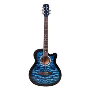 ARCTIC Vigor Acoustic Guitar package with 40 Rs 1482 amazon dealnloot