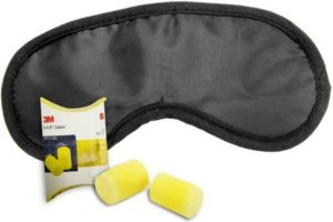 Amazon- Buy Travel Additions Black Eye mask