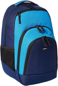 AmazonBasics Campus Backpack Blue Rs 550 amazon dealnloot