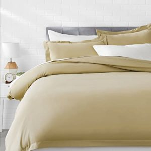 AmazonBasics Microfiber 2 Piece Quilt Duvet Comforter Rs 359 amazon dealnloot