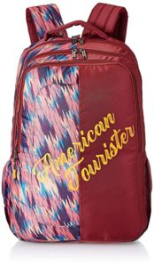 American Tourister Crone 29 Ltrs Magenta Casual Rs 499 amazon dealnloot