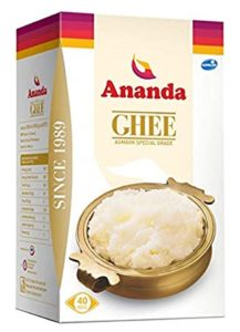 Ananda Pure Ghee Pack 1L Rs 369 amazon dealnloot