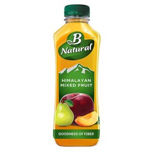 B Natural Himalayan Mixed Fruit Bottle 750 Rs 67 amazon dealnloot
