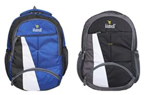 BLUTECH Canvas 30 LTR Red School Backpack Rs 249 amazon dealnloot