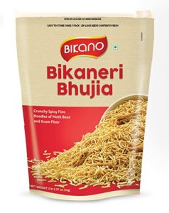 Bikano Bikaneri Bhujia 1kg Rs 141 amazon dealnloot