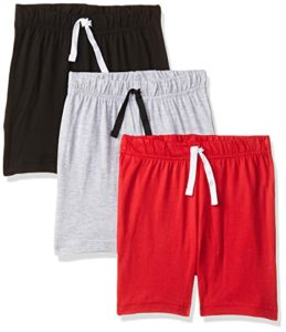 Cloth Theory Boys Regular Fit Shorts Rs 266 amazon dealnloot