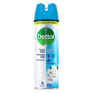 Dettol Disinfectant Spray Sanitizer for Germ Protection Rs 109 amazon dealnloot