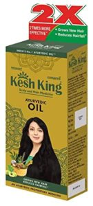 Kesh King Ayurvedic Anti Hairfall Hair Oil Rs 224 amazon dealnloot