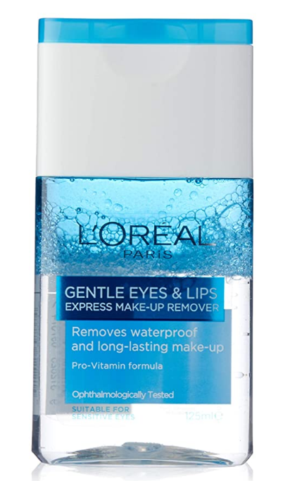 L'Oreal Paris Dermo Expertise Lip and Eye Make-Up Remover