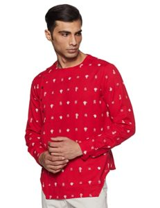 Nayak Men s Kurta Rs 269 amazon dealnloot