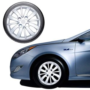 Oshotto Deccan Katwheels 13 inch Silver Wheel Rs 498 amazon dealnloot