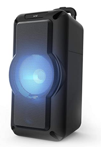 Philips TAX4105 Home Audio Portable Bluetooth Party Speaker System
