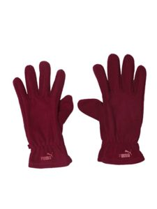 Puma Unisex s Synthetic Gloves Rs 239 amazon dealnloot