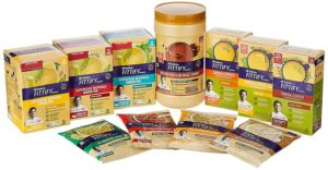 Saffola Fittify Gourmet 30 Days Weight Management Kit