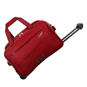 Skybags Italy 52 cms Red Travel Duffle Rs 1199 amazon dealnloot