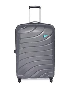 Skybags Polycarbonate 71 cms Grey Hardsided Check Rs 3356 amazon dealnloot